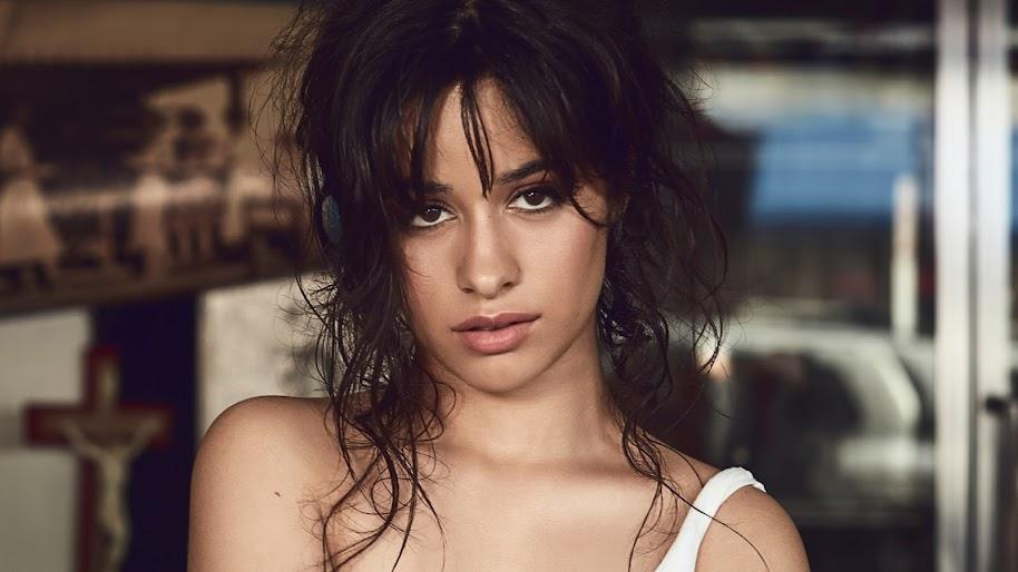 Camila Cabello, Singer, Brunette, Girl, 4K, #236