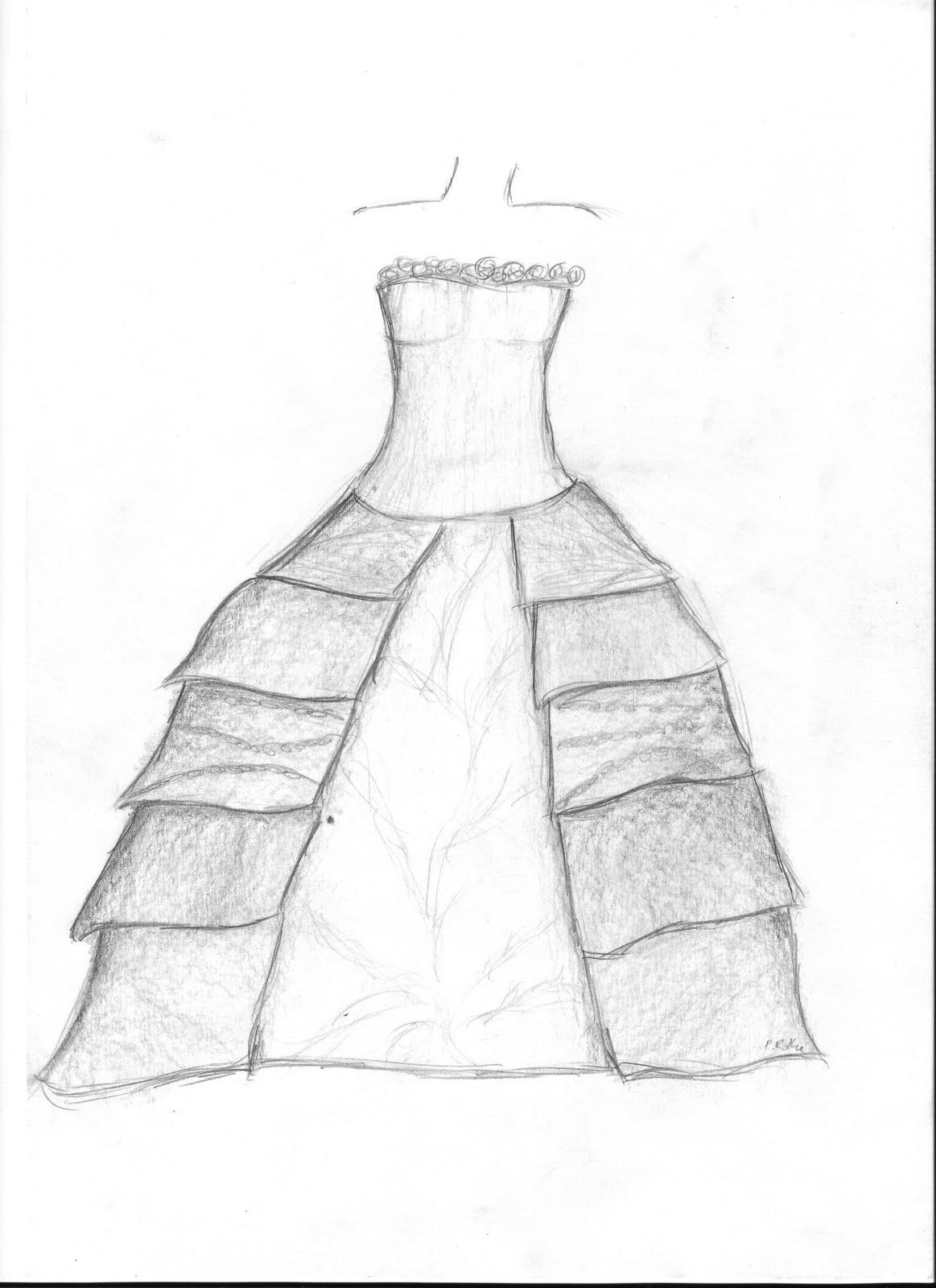 Schone kleider zeichnen - Stylische Kleider für jeden tag