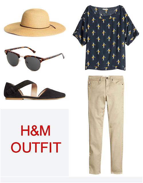 Outfit de H&M