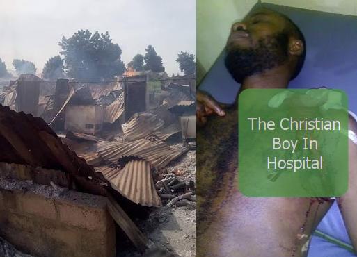 hausa youths kill family yoruba man saved christian student