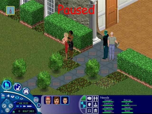 Game The Sims 1 + Cheat ~ Master Dhedi™