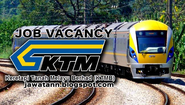 Jawatan Kosong Terkini di KTMB 05 Mei 2017