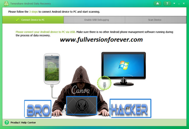 Download Android Data Recovery Software Free in full version