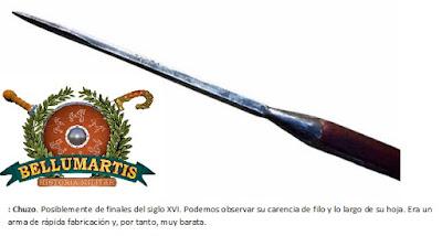 ARMAS DEL PUEBLO: PANOPLIA DE LAS MILICIAS HISPÁNICAS DURANTE LOS SIGLOS XVI Y XVII  BELLUMARTIS HISTORIA MILITAR