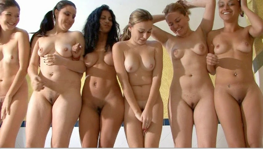 College group nude