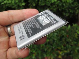 Baterai Origina Samsung Galaxy Ace S5830 Tipe EB494358VU