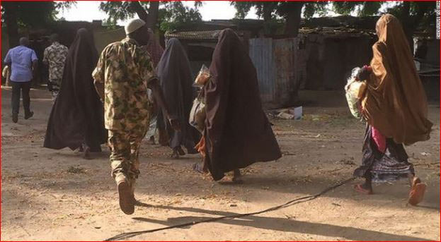 Authorities release names of 21 Chibok girls freed by Boko Haram