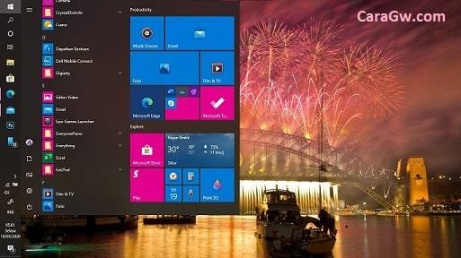 Cara Mudah Memindahkan Taskbar Windows 10 Ke Kiri atau Kanan Layar