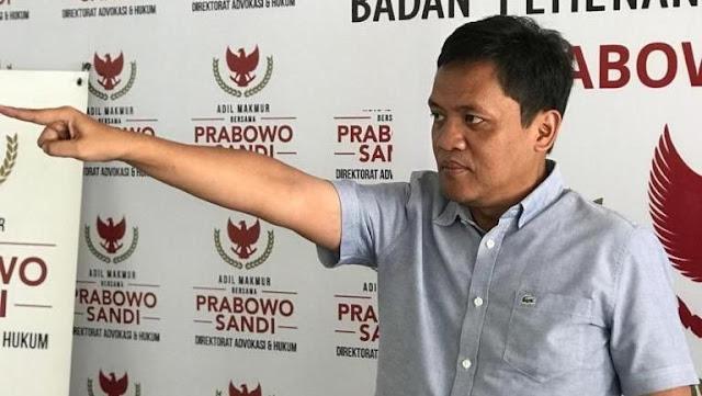 Habiburokhman: Prabowo Unggul 3-0 dari Jokowi di Materi Debat Perdana