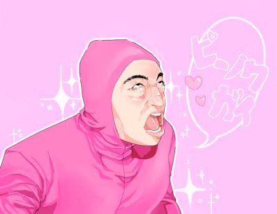 Filthy frank chin chin franks journey pink guy fan art pink guy fan art publicscrutiny Gallery