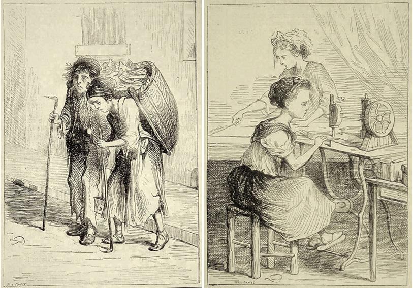 """Résultat de recherche d'images pour """"gravures XIX enfant"""""""