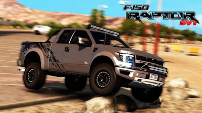 Ford F150 SVT Raptor v2.2.2