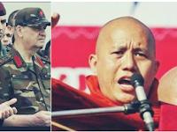 Erdogan Ancam Kirim Pasukan Khusus Turki Buru Biksu Radikal Wirathu, Netizen Pun Bergelora
