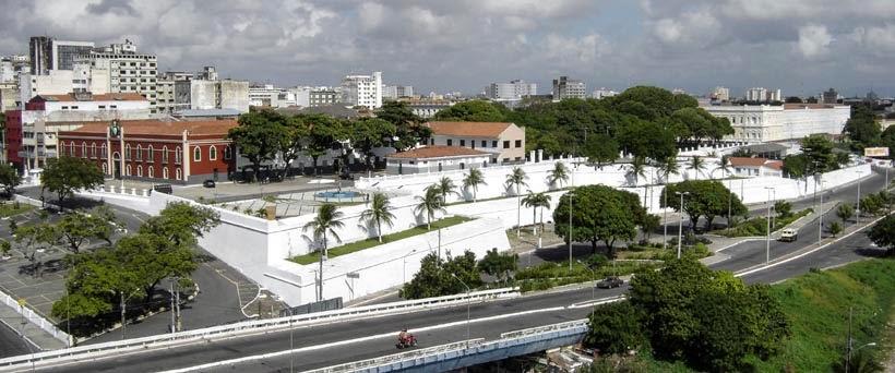 Fortaleza de Nossa Senhora da Assunção - Praia de Canoa Quebrada - O que fazer em Fortaleza (Ceará) - 58 atrações - Fonte: Wikimedia