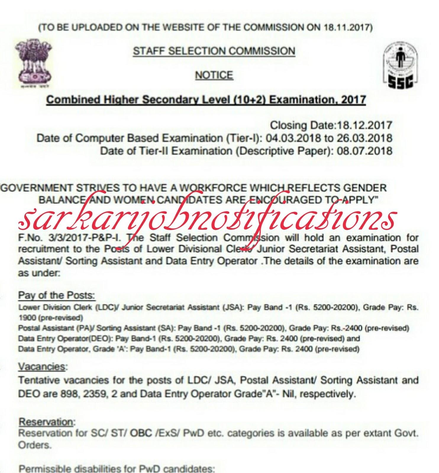 Recruitment notification fci pdf 2015