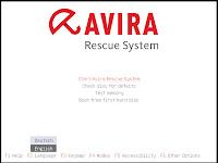 Hapus Virus dan Malware Super Bandel di komputer dengan Avira Rescue System