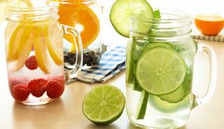 15 طريقة لعمل مشروب الديتوكس للتخسيس وتنظيف الجسم من السموم