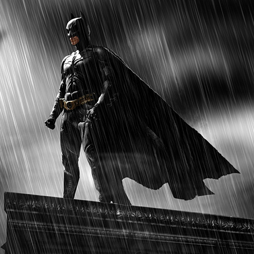 Batman Waiting Wallpaper Engine