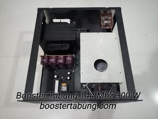 Cavity Booster Tabung 144 Mhz 300 W