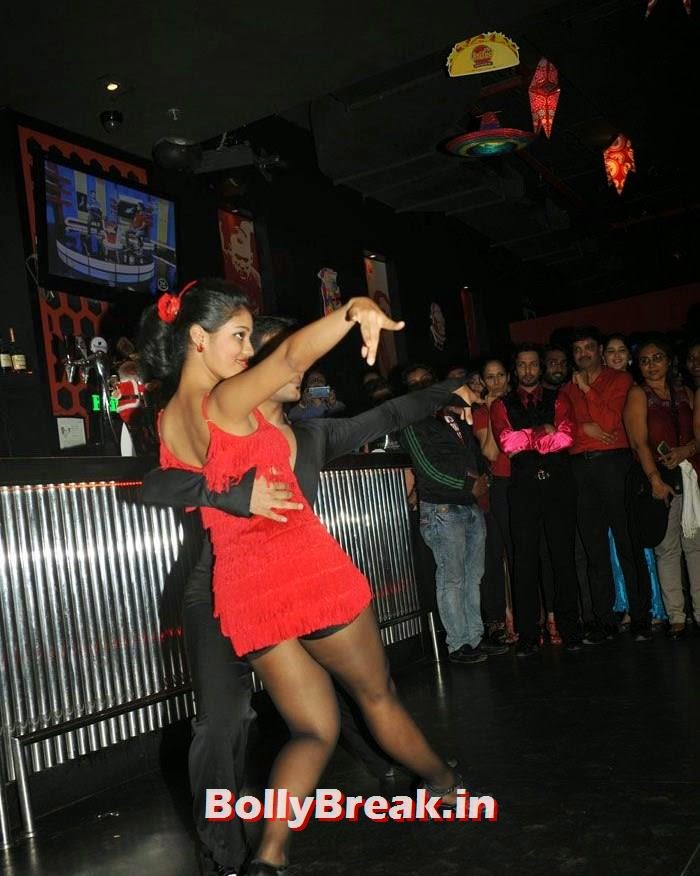 , Sandip Soparrkar & Jesse Randhawa Christmas Bash hot Photo gallery