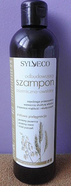Odbudowujący szampon pszeniczno-owsiany Sylveco :)