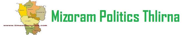 Mizoram Politics Thlirna