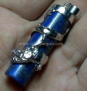 Leontin Batu Lapis Lazulite - ZP 526