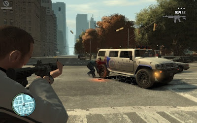 Grand Theft Auto IV Download For PC