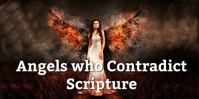 A False Religion Based on and Angel's Revelation