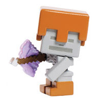 Minecraft Mob Packs Skeleton Mini Figure