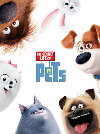 The Secret Life of Pets 2016 Full Movie Download