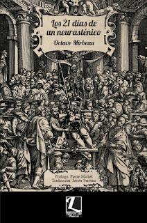 «Los 21 días de un neurasténico», de Octave Mirbeau (Libros de Itaca)