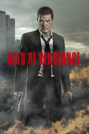 Poster Acts of Vengeance 2017