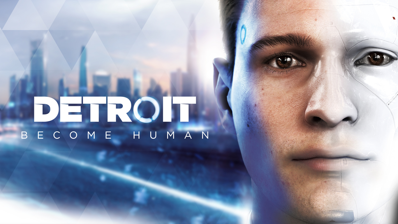 16 Detroit Become Human Wallpapers Magone 2016