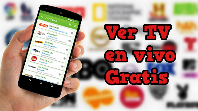 Ver televisión en vivo gratis en Android - CONFIGURA LOS MEJORES CANALES!