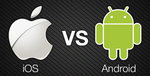 iOS vs android- comparison