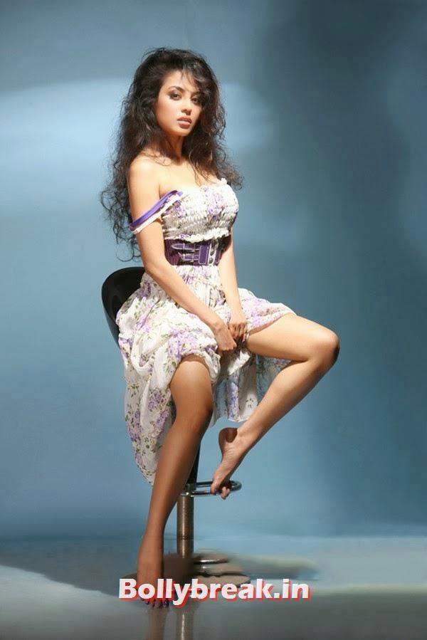 , South Actress Meenakshi Hot Pics