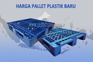 Harga Pallet Plastik Baru di Pasar Indonesia