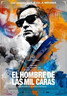 """""""El hombre de las mil caras"""" (Alberto Rodríguez, 2016)"""