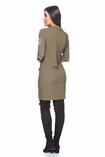 rochie-camasa de inspiratie army2