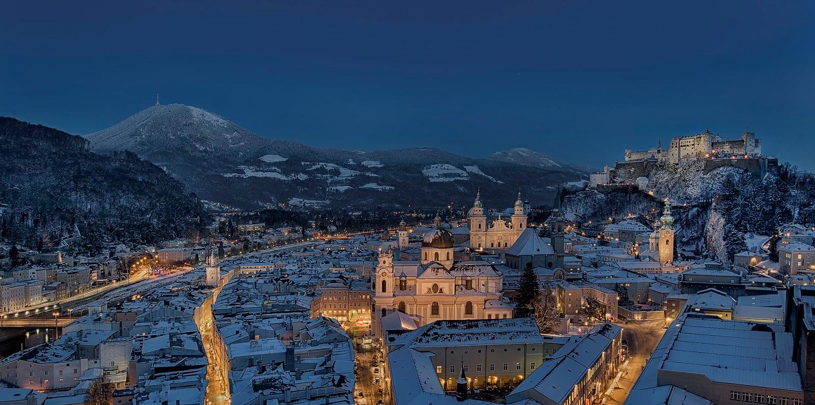 Weihnachten Salzburg