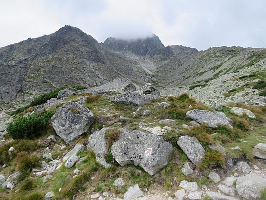 Dolina Huncowska (słow. Huncovská kotlina).
