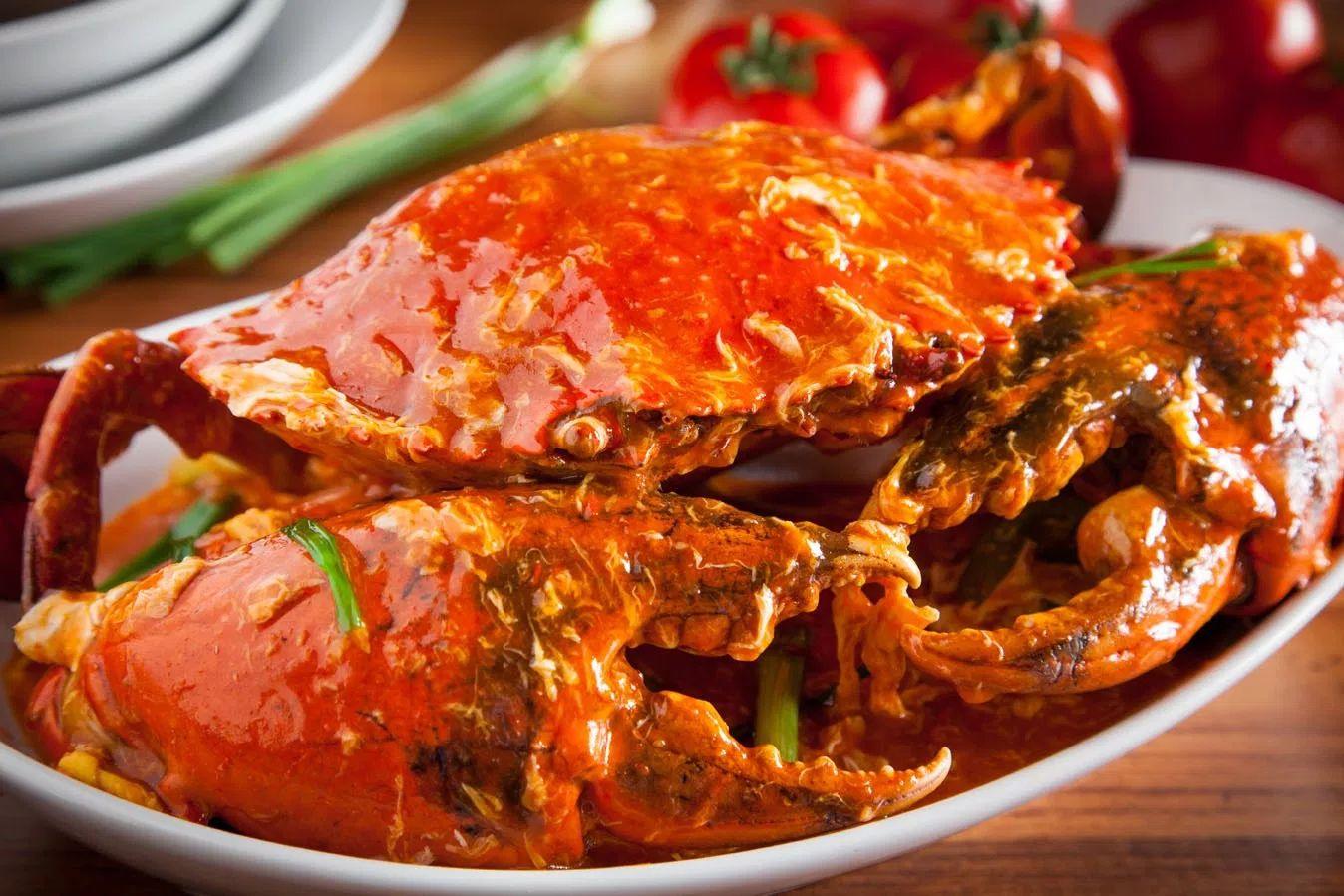 Resep Kepiting Saus Padang (garut.co)