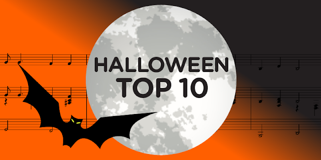 Top 10 Songs That Scream Halloween