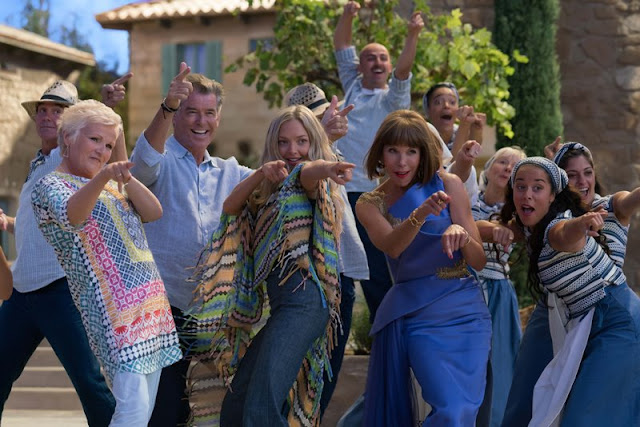 Mamma Mia! Here We Go Again – Recenze