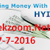 Top site HYIP BTC hot ngày 17-07-2016
