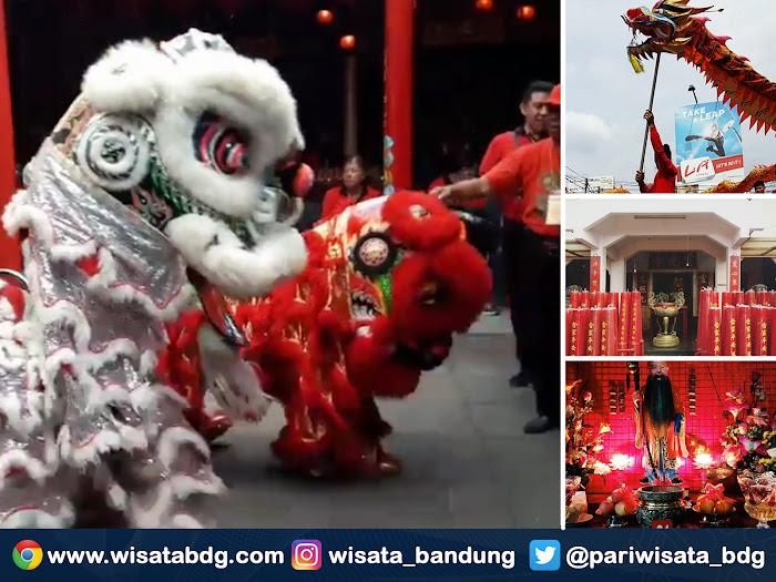 Cap Go Meh 2017 Cibadak Bandung