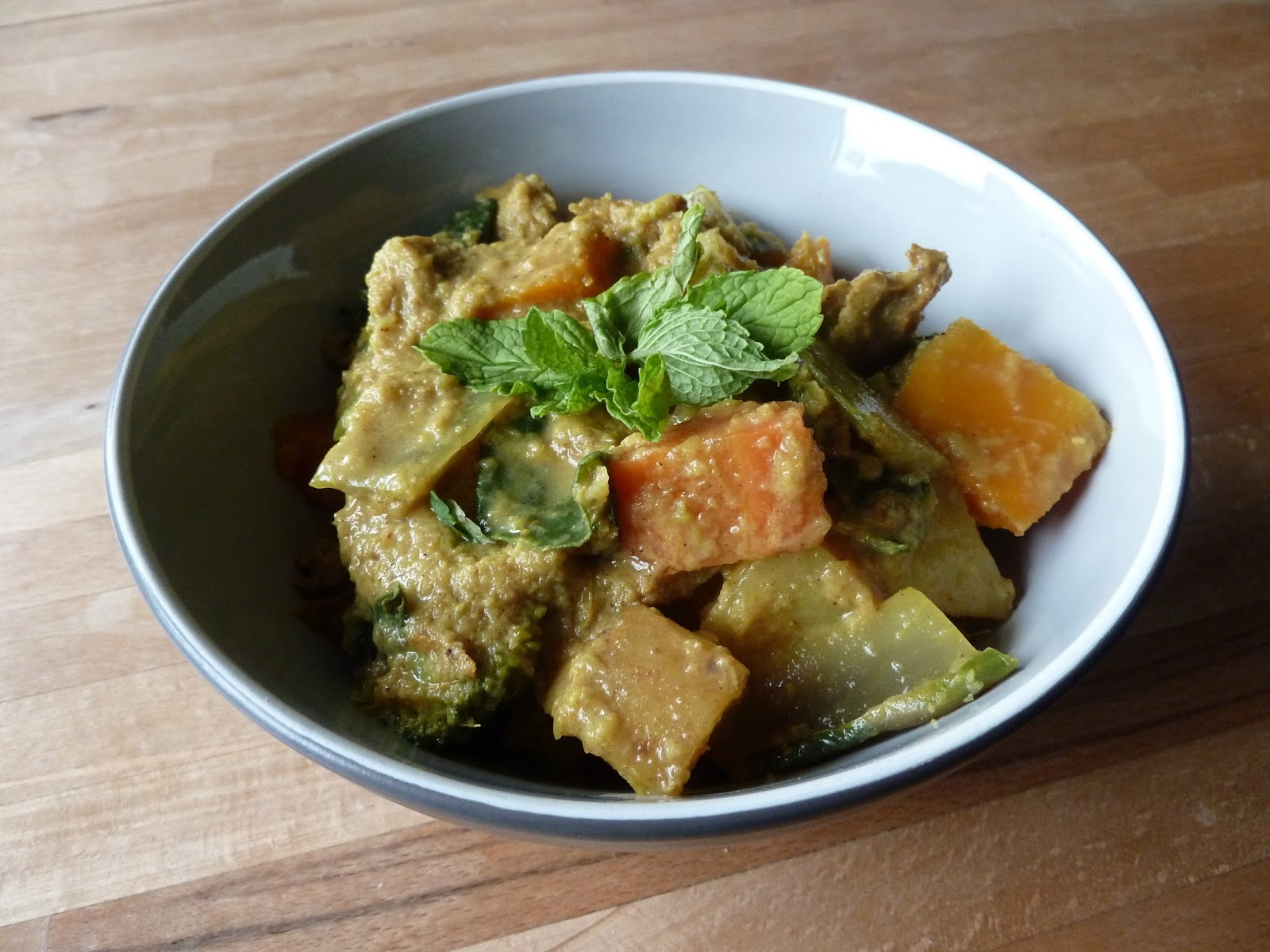 flicking the vs a recipe for vegan vietnamese mock duck curry