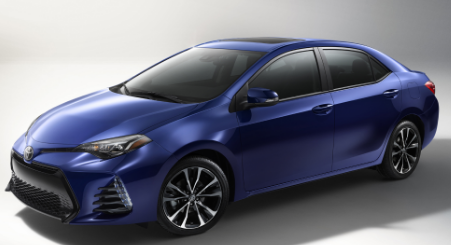 2018 Toyota Corolla Redesign & Rumors