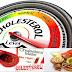 Batas Normal Kolesterol Dalam Tubuh dan Tingkatan Makanan Mengandung Kolesterol Tinggi